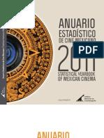 Anuario Estadistico de Cine Mexicano 2011