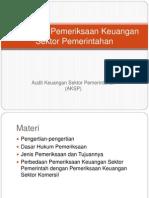 1. Pengantar Pemeriksaan Keuangan