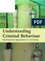 Understanding Criminal Behaviour;Psychosocial Approaches to Criminality