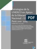 Estrategias Unesco
