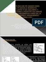 Estandarizacion de Conexiones - Federico Buendia