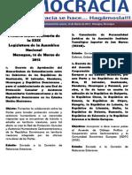Barómetro Legislativo Diario del jueves, 14 de marzo de 2013.pdf