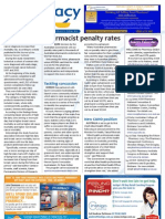 Pharmacy Daily for Fri 15 Mar 2013 - Pharmacist penalty rates, Cancer and dairy, Kidney disease on the rise and much more...