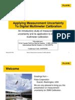 Slides - Uncertainty Presentation - Oct 2007