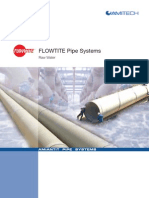 Raw Water GRP Pipe