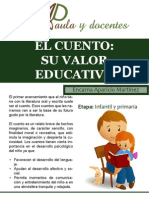 El Cuento y Su Valor Educativo