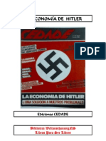 CEDADE - La Economía de Hitler