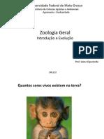 Aula 1 - Introdução e Evolução