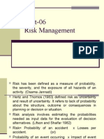 Risk Management in construction Industry