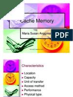ORKOM Cache Memory