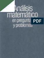 Analisis Matematico en Preguntas y Problemas (Butuzov)