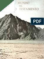 El Mundo Del Antiguo Testamento - Martin Noth