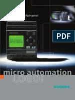 catálogo Logo