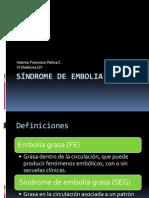 Sindrome Embolia Grasa