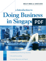 An Introduction to Doing Business in Singapore ( First Edition) 2012