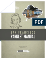 San Francisco Parklet Manual