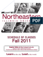 NEIU Fall Catalog 2011
