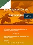 Factorizacion Polinomios Copia