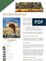 Vaticano e a Capela Sistina - Roma (TravelBook.com.br)