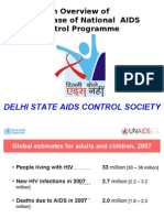 Epidemiology of HIV Infection  by Dr A.K. Gupta, Additional Project Director, Delhi State AIDS Control Society