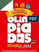 Catalogo Olimpica
