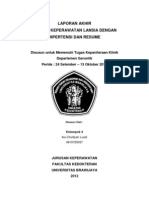 Cover Laporan Akhir