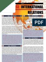 International Relations (July 2007)