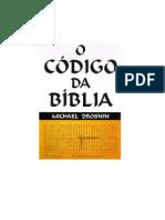 O Código da Bíblia - Michael Drosnin