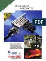CellaTemp PM pyromètre miniature