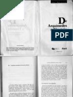 La Penosa Ascención de La Teoría Atómica Pierre Thuillier De Arquímedes a Einstein Cap IX