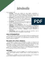 Petrología Sedimentaria I