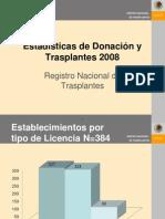 200903271337560.Estadisticas Donacion y Trasplantes 2008