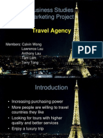 Business Project 6a Travel Agency