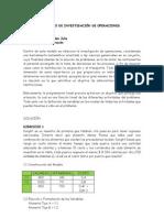 Academia y Administración. Modelo de investigación de operaciones. Inocencio Meléndez Julio.