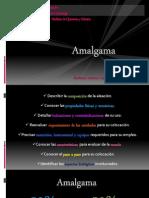 Amalgama (Tercer Modulo)