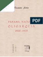 Panamá Nación y Oligarquía (1)