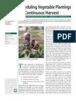 Continuous Harvest