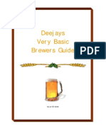 Djs Very Basic Brewers Guide