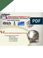 wpc company profile 2012