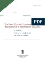 Draft Land Acquisition Bill 2011