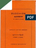 Buddhism HandBook by Variousauthors