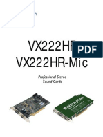 UserManual VX222HR-Mic en v8