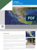 Grandes Sismos en Mexico
