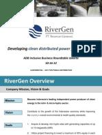 RiverGen ADB 10-16-12