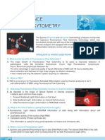 Fluroscence Cytometry-sysmex