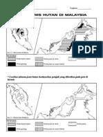 Latihan Pemulihan Geo-hutan