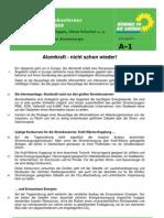 A-1 Resolution Atomenergie