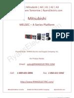 Mitsubishi - A2ncpu
