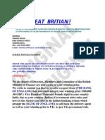 British Ministry of Finance Uk