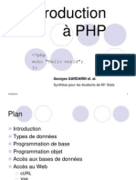 Php Intro